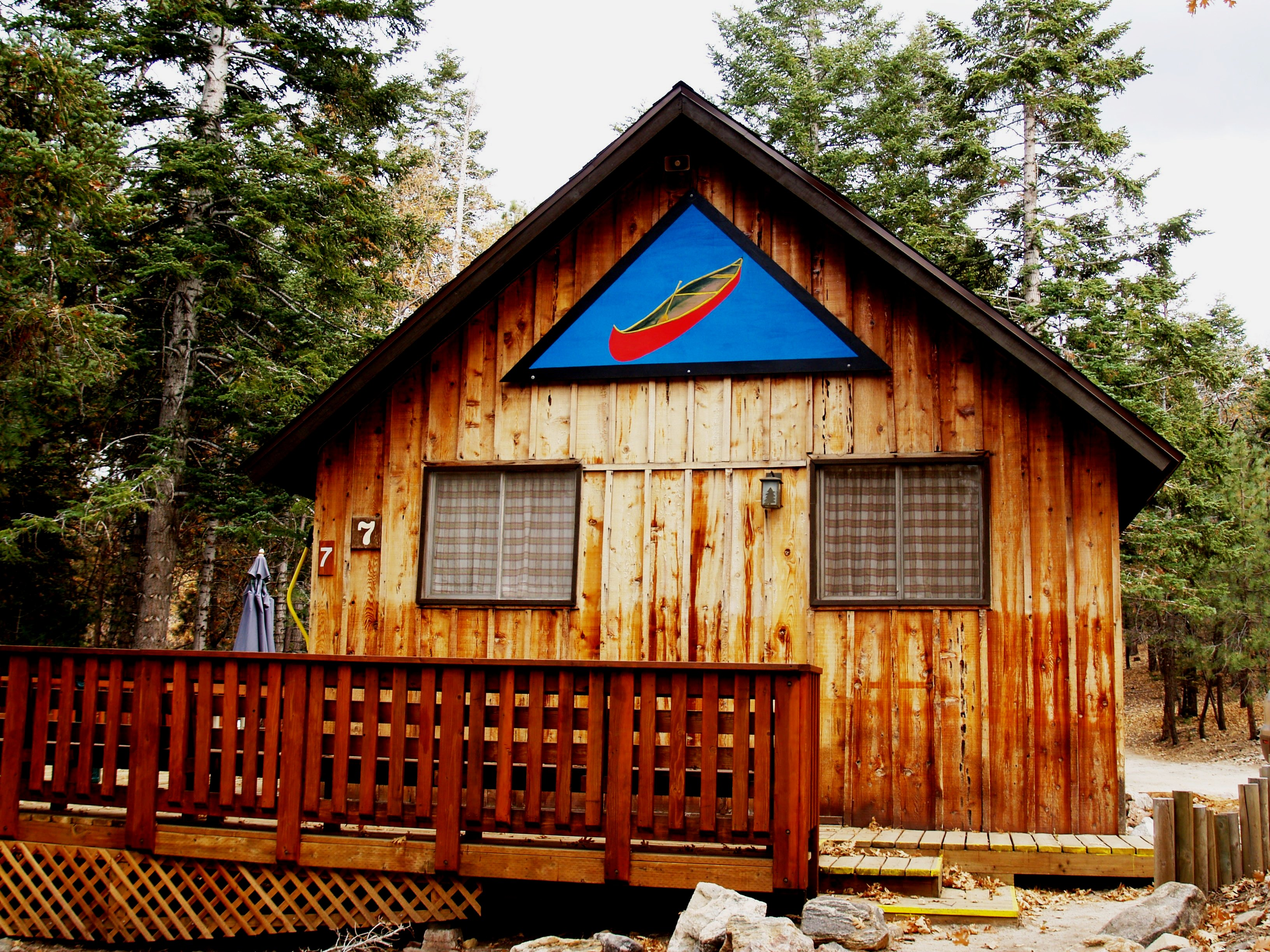 Picture of Cabin 7
